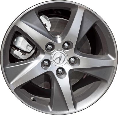 Acura TSX Wheels Rims Wheel Rim Stock OEM Replacement - Acura tsx 18 inch rims