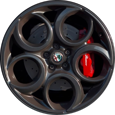 Alfa Romeo 4c Wheels Rims Wheel Rim Stock Oem Replacement