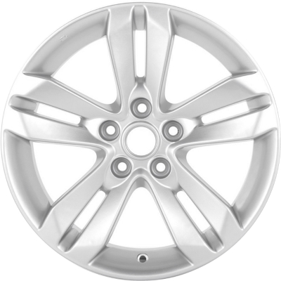 nissan altima wheels rims wheel rim stock oem replacement White with Black Rims Nissan Altima aly62552 nissan altima wheel silver painted 40300zx01b