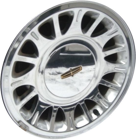 Aly3318 Lincoln Town Car Wheel Chrome F8vc1007fa