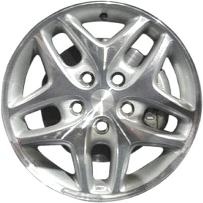 Wheels for 2010 Dodge Grand Caravan SXT - Tire Rack - Your