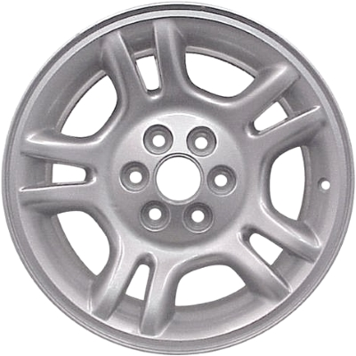 Dodge Durango Lug Pattern >> Aly2133 Dodge Dakota Durango Wheel Silver Painted 5gr83pakab