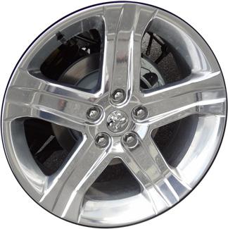 Ram 1500 Lug Pattern >> Aly2388u80 2457 Dodge Ram 1500 Wheel Polished 52014257ac