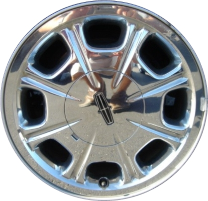 Used Aly3270 Lincoln Town Car Wheel Chrome