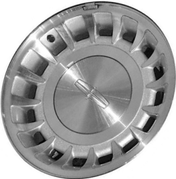 Aly3271 Lincoln Town Car Wheel Silver Machined F8vz1007ca