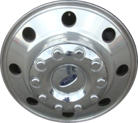 Aly  Ford F  Drw Front Rim Polished
