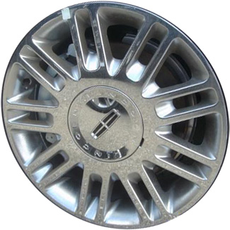 Aly3637u95 Mercury Marquis Lincoln Town Car Wheel Chrome 6w1z1007da