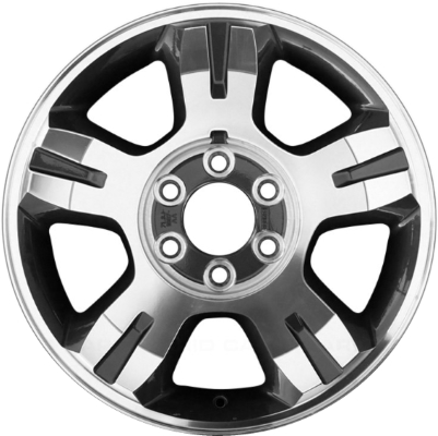 Aly3663 Pc04 Ford F 150 Wheel Charcoal Machined 7l3z1007k