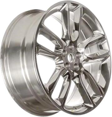 Alya Ford Edge Wheel Polished Tzd