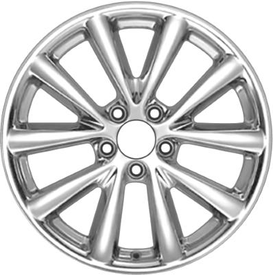 Used Aly4074 Buick Lucerne Cadillac Dts Wheel Chrome 17800381
