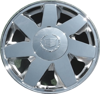 cadillac dts wheels rims wheel rim stock oem replacement. Black Bedroom Furniture Sets. Home Design Ideas