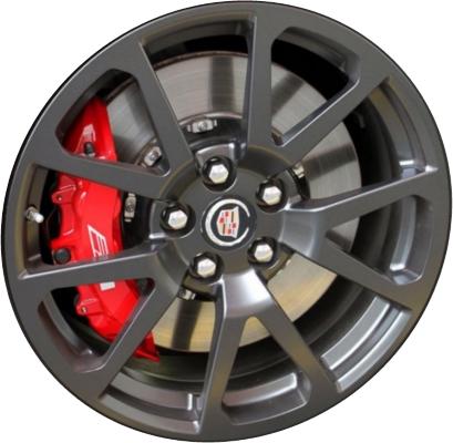 Cadillac Ctsv Cts V Wheels Rims Wheel Rim Stock Oem