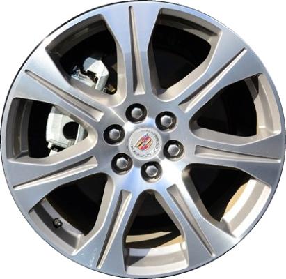 Cadillac Srx Wheels Rims Wheel Rim Stock Oem Replacement
