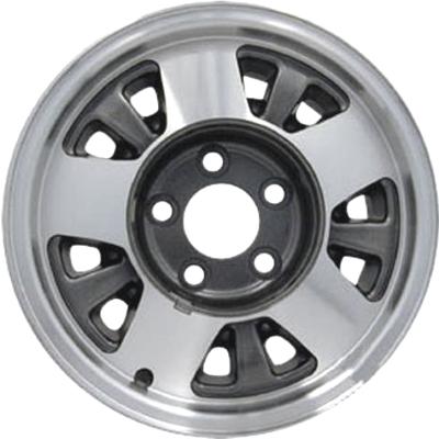 Chevy Tahoe Stock Rims Chevrolet Silverado 1500 Wheels Rims Wheel Rim Stock OEM ...
