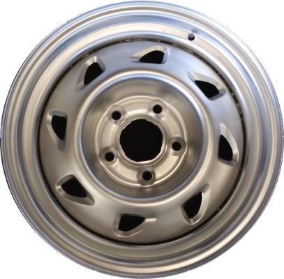 Stl5030u Blazer Jimmy Hombre S10 S15 Sonoma Rim Steel 9592791