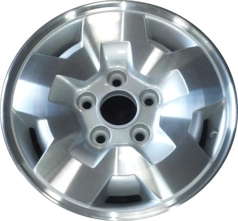 Chevrolet Chevy S 10 Blazer Wheels Rims Wheel Rim Stock Oem Replacement