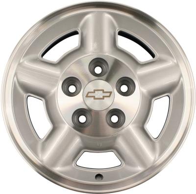 Aly5038 Blazer Jimmy S10 S15 Sonoma Wheel Machined 9591907