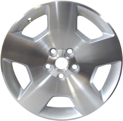 Chevrolet Impala Wheels Rims Wheel Rim Stock OEM Replacement Simple Chevy Impala Bolt Pattern