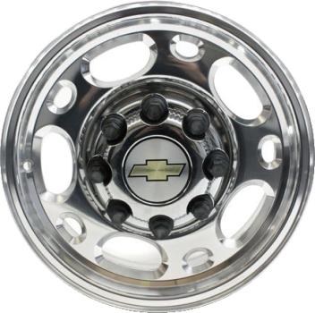 Chevrolet Chevy Silverado 3500 SRW Wheels Rims Wheel Rim ...