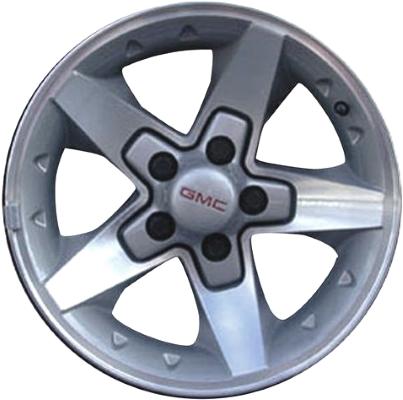 Aly5116 Blazer Jimmy S10 S15 Sonoma Wheel Machined 9593758