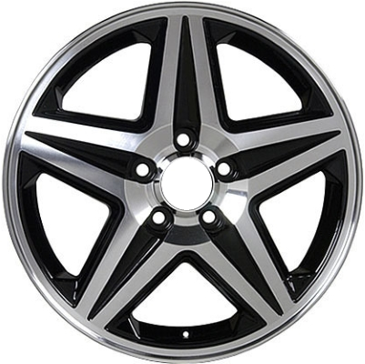 2004 Monte Carlo Ss Tire Size >> Chevrolet Impala Wheels Rims Wheel Rim Stock OEM Replacement