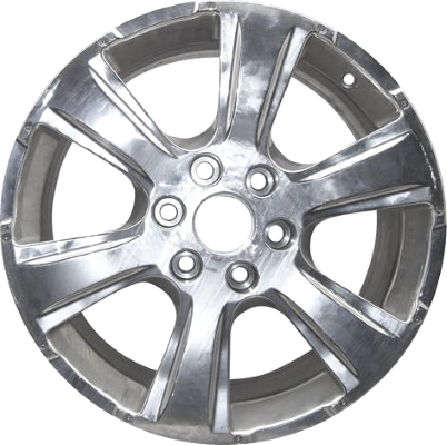 ALY5316 Trailblazer, Envoy, Rainier Wheel Polished #17800189
