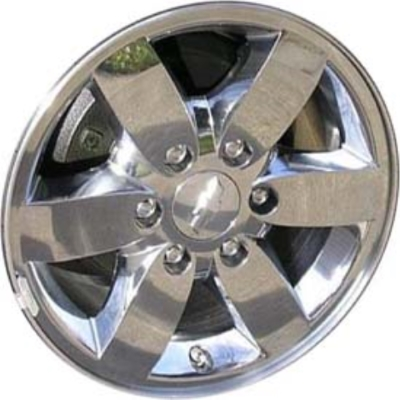 Used Aly5365 Chevrolet Colorado Gmc Canyon Wheel Chrome 9598796