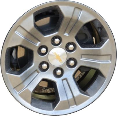 ALY5695/5647U30 Chevrolet Silverado 1500, Suburban, Tahoe Rim Grey ...