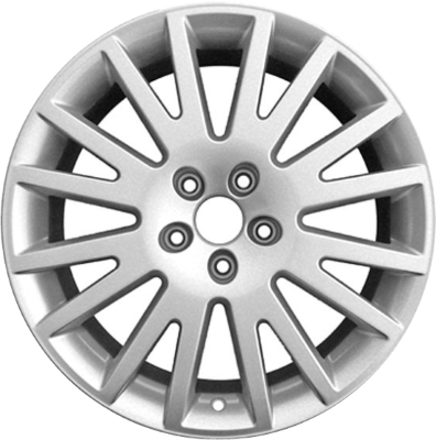 audi a3 wheels rims wheel rim stock oem replacement 2016 Audi R8 White aly58792a20 audi a3 wheel silver painted 8p0601025bf