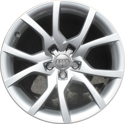ALY58890 Audi A5 Wheel Silver Painted #8T0601025E