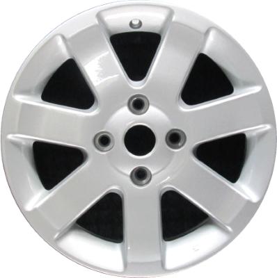 Nissan Sentra  Machined 16 inch OEM Wheel  2011-2012 40300ET20A