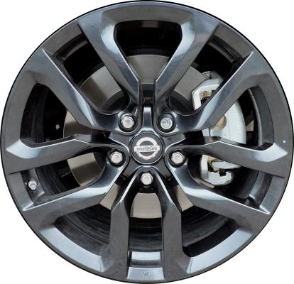 ALY62545U30/62625 Nissan 370Z Wheel Charcoal Painted #D0C006GA9A