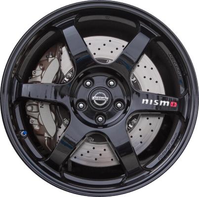 Tire Pressure Monitor >> Nissan GT-R gtr Wheels Rims Wheel Rim Stock OEM Replacement
