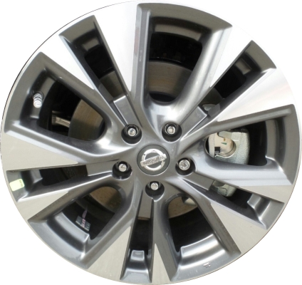Aly Lg on Nissan Murano Tire Replacement
