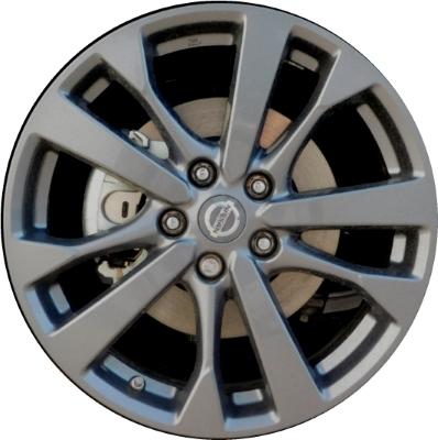 aly62720 lc122ff nissan altima wheel grey painted 403009hu2bNissan Altima Wheels #4
