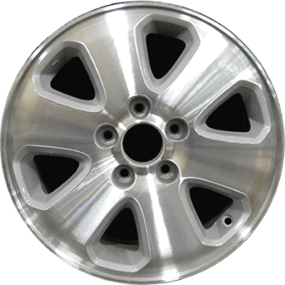 Aly63847 Honda Element Pilot Wheel Silver Machined 08w16s9v100a