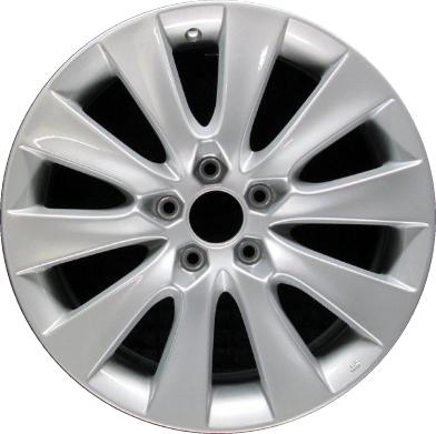 Aly63937 Honda Accord Wheel Silver Painted 42700te1a91