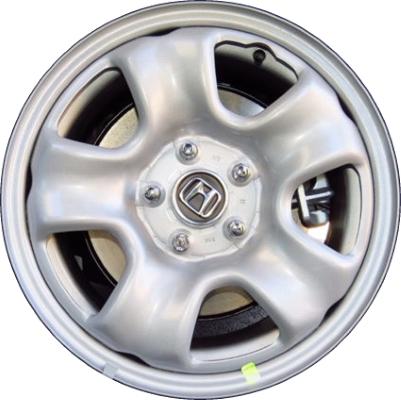 Honda Cr V Bolt Pattern >> Honda CR-V Wheels Rims Wheel Rim Stock OEM Replacement
