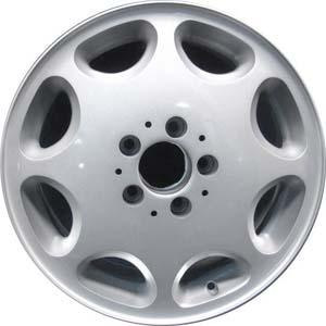 Mercedes e420 wheels rims wheel rim stock oem replacement for Mercedes benz replacement wheels
