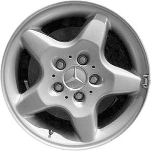Mercedes ml430 wheels rims wheel rim stock oem replacement for Mercedes benz replacement wheels