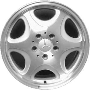 Mercedes s320 wheels rims wheel rim stock oem replacement for Mercedes benz replacement wheels