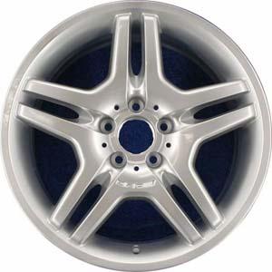 Mercedes cl500 wheels rims wheel rim stock oem replacement for Mercedes benz replacement wheels