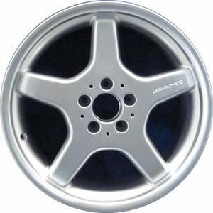 Mercedes e500 wheels rims wheel rim stock oem replacement for Mercedes benz replacement wheels