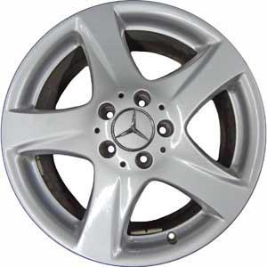 Mercedes s500 wheels rims wheel rim stock oem replacement for Mercedes benz replacement wheels