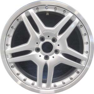 Mercedes sl65 wheels rims wheel rim stock oem replacement for Mercedes benz replacement wheels