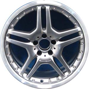 Mercedes sl55 wheels rims wheel rim stock oem replacement for Mercedes benz amg rims for sale