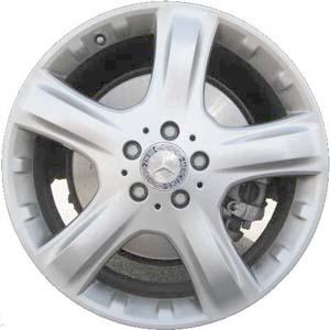Mercedes ml500 wheels rims wheel rim stock oem replacement for Mercedes benz replacement wheels