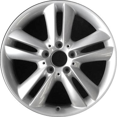 Mercedes clk350 wheels rims wheel rim stock oem replacement for Mercedes benz replacement wheels