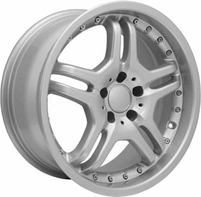 Mercedes slk350 wheels rims wheel rim stock oem replacement for Mercedes benz replacement wheels