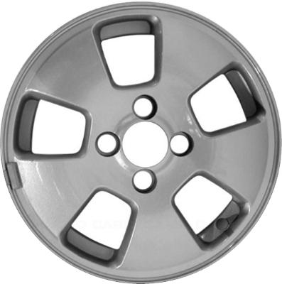 chevrolet aveo wheels rims wheel rim stock oem replacement. Black Bedroom Furniture Sets. Home Design Ideas